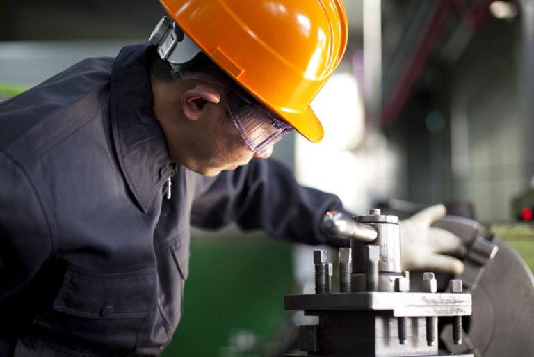 Inudstrial worker