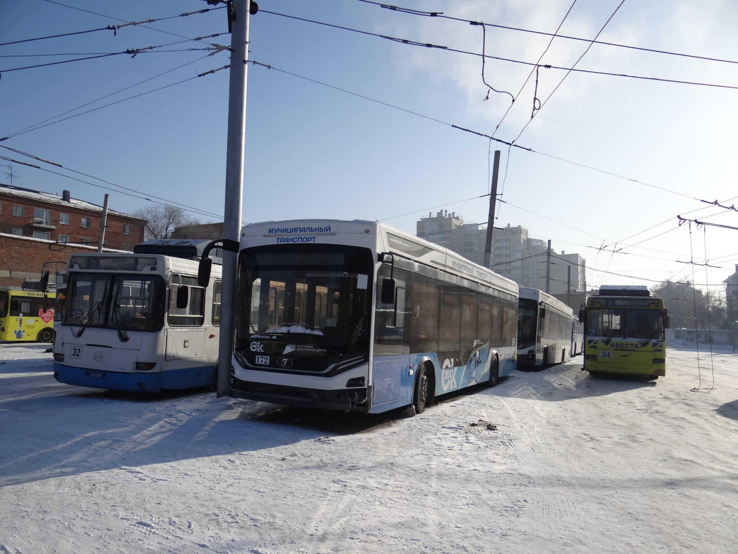 Read more about the article Молодой водитель троллейбуса спас Омичку