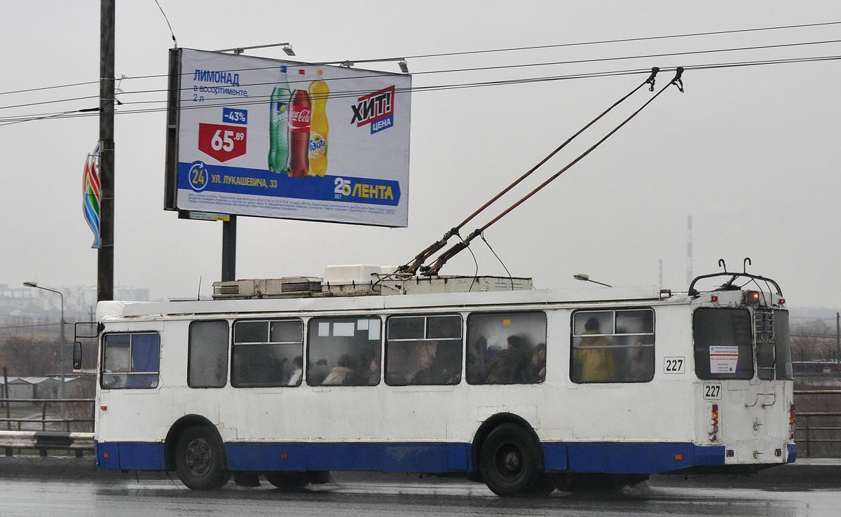 Read more about the article На линию выходит троллейбус, прошедший процедуру капитального ремонта