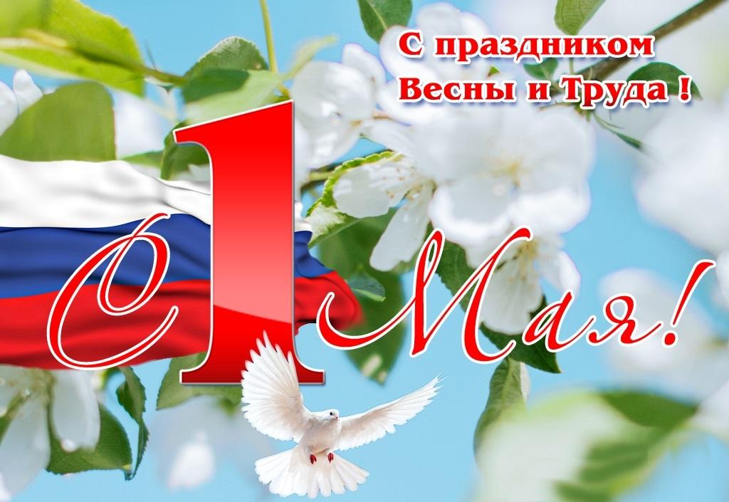 Read more about the article С праздником Весны и Труда!