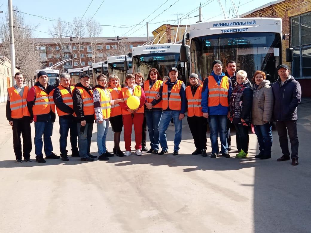 Read more about the article Открытие магистрального маршрута №15 «Пос. Чкаловский — Гашека»