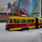 В филиале «Трамвайное депо» МП г. Омска «Электрический транспорт прошел экзамен по повышению классности водителей трамвая