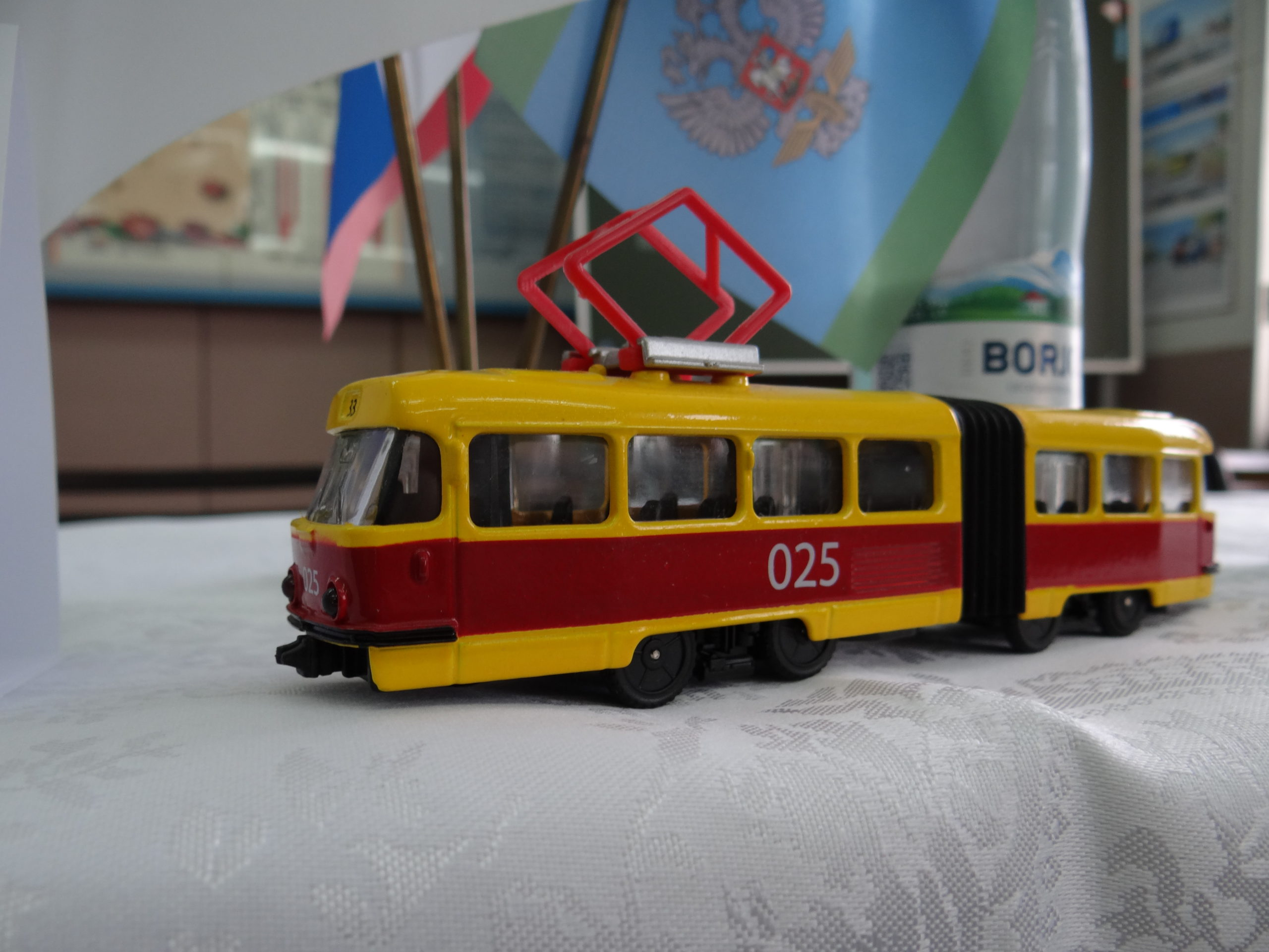 Read more about the article В филиале «Трамвайное депо» МП г. Омска «Электрический транспорт прошел экзамен по повышению классности водителей трамвая